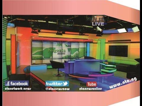 NewsLine On NTA From Lagos Network Center 13-09-2015