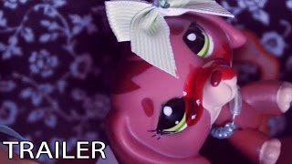 LPS Murder Mansion Halloween Trailer [Collab] |Alice LPS