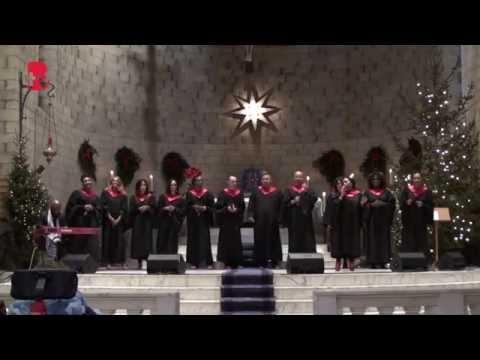 gospelgroep G Roots in concert O.L.V. van Lourdes kerk  Blackgospel Wittevrouwenveld