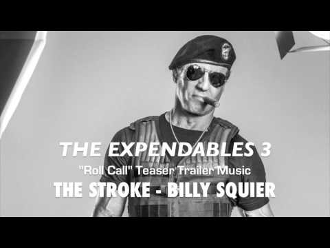 The Expendables 3 ~  stroke  ~ roll Call Music {432 Hz} video