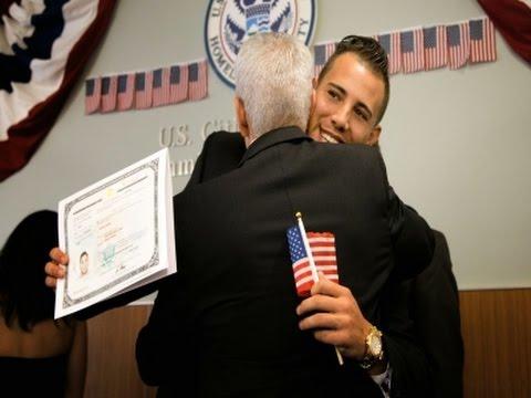 Miami Marlins Jose Fernandez Becomes US Citizen