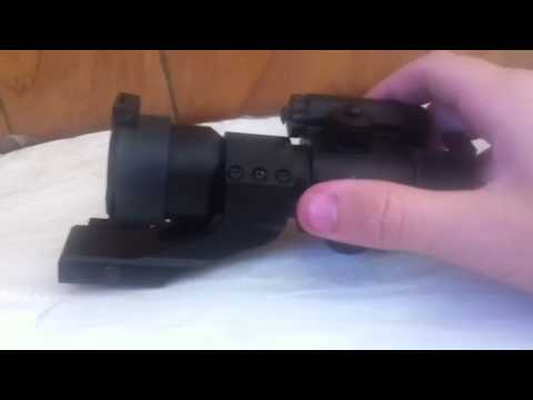 Aim point replica red dot scope review