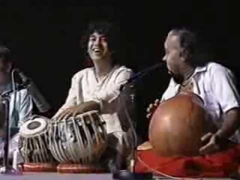 Thiruvaarur Bakthavatsalam & Zakir Hussain -Mohra Korvai
