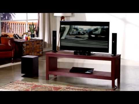 Sony Bdv N7100w 5 1 Channel 3d Blu Ray Disc Home Theater System - Best Home Theater System 2014 video