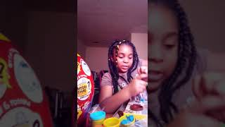 Emoji nick Jr opening play doh poop and Ryan toys review surprise egg on Christmas