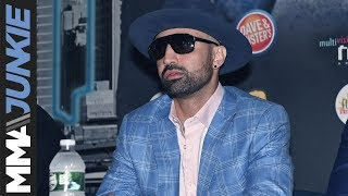 Bare Knuckle FC 6: Paulie Malignaggi has no shortage of words for Artem Lobov