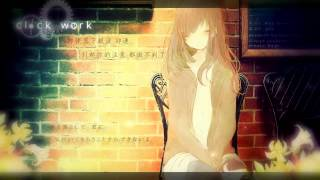 【初音ミクAppend】clock work【中文字幕】