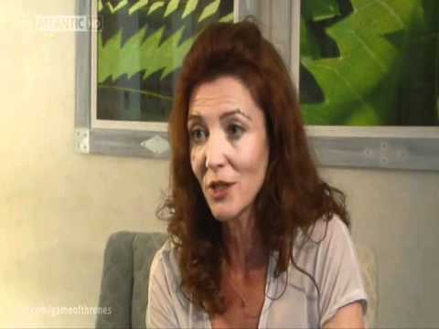 Michelle Fairley interview for Games Of Thrones