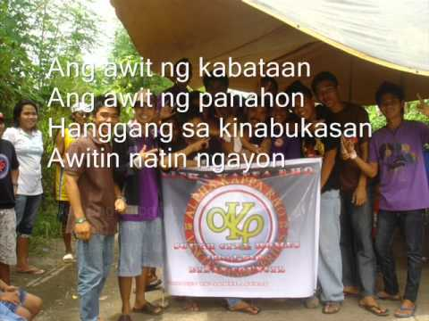 AWIT NG KABATAAN CHORDS (ver 2) by Rivermaya @ Ultimate ...