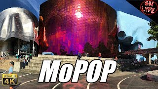 MoPOP Seattle Museum of Pop Culture Tour