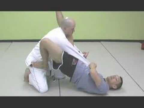 BJJ Drill: How To Do The Triangle Choke Drill Image 1