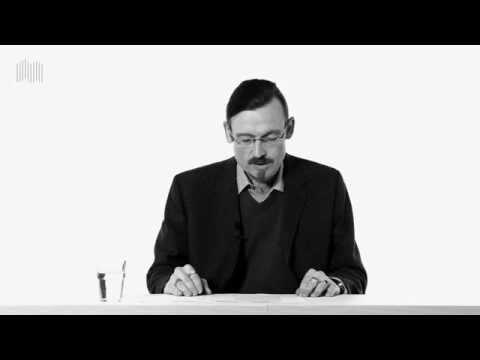 Christoph Peters liest aus seinem Roman