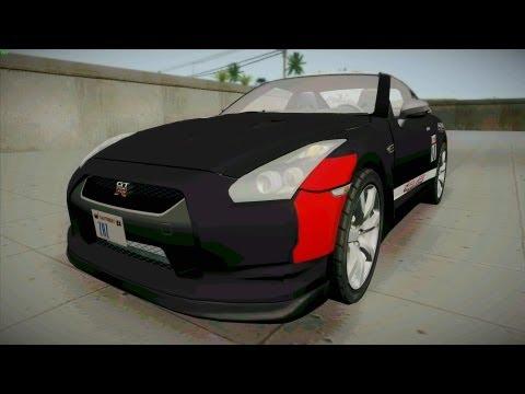 Nissan GT-R  AMS Alpha 12