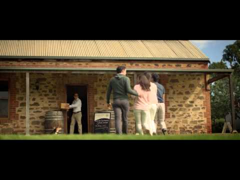 "Tourism Australia's new ""Restaurant Australia"" TV commercial"