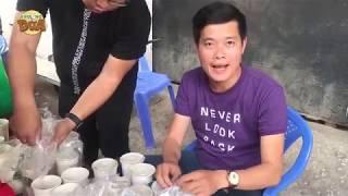 Khương Dừa bỏ tiền triệu mua trà sữa làm quà 8.3 cho toàn bộ ekip trường quay!!!