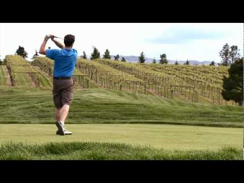 Golf in Kelowna, BC