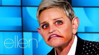 ELLEN WAS TRYING TO ROAST HER BUT...