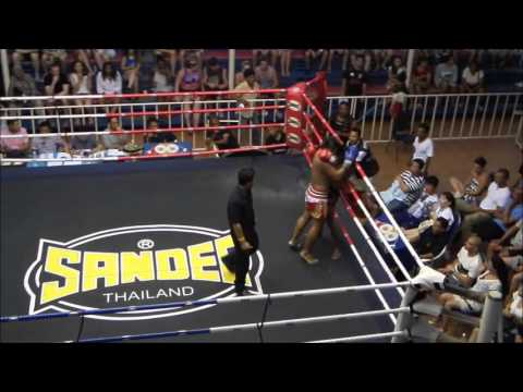 Great Muay Thai KO by Petdam Combat 360X
