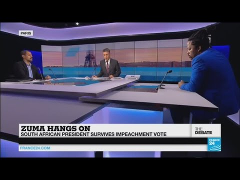 Zuma hangs on: South African president survives impeachment vote (part 2)