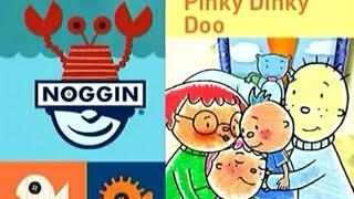 Noggin Underwater Counting // Pinky Dinky Doo (HQ) (JTNANJK Reupload)