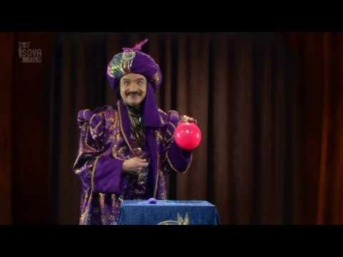 Фокус с шариком и бутылкой. Школа юного фокусника. Все секреты фокусов от Амаяка Акопяна.