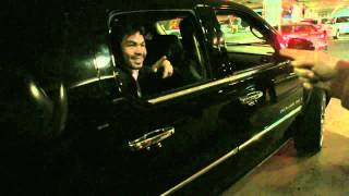 Manny Pacquiao Arrives at LAX for training leading up to Mayweather bout.