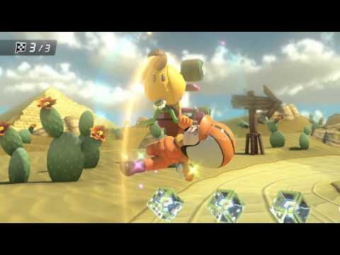 Wii U - Mario Kart 8 - Amy Joins Day 2 SDCC Online Tournament