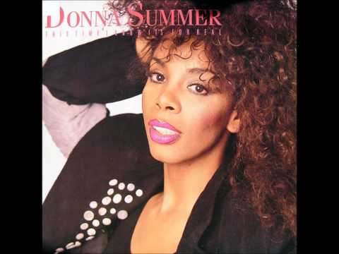 Donna Summer - Whatever Your Heart Desires