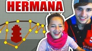 Download Jugando CON MI HERMANA a Poly Bridge y más! 3Gp Mp4
