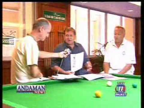 Interview Jeff & Ian on Asian Celebrity Golf Tour, Phuket