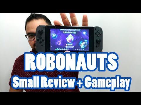 Small Review: Robonauts | Very Fun and Cheap Price!