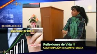 Cooperación vs competencia - Reflexiones de vida III