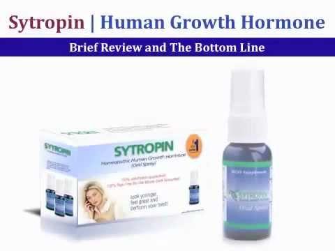 Sytropin Review - Sytropin Best HGH Supplement