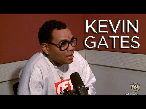 Kevin Gates Discusses His Life With Peter Rosenberg video