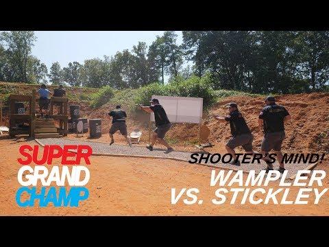 SUPERSHOOTERSMIND:  David Wampler VS. Kevin Stickley (USPSA Footage)
