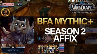 REAPING Season 2 Mythic + Affix - Thoughts