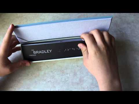The Bradley Watch Unboxing (Kickstarter Edition)