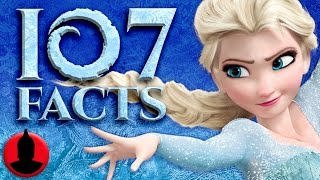 107 Frozen Facts YOU Should Know! - Cartoon Hangover