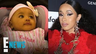 Cardi B's First 6 Months of Motherhood Have Been Wild | E! News