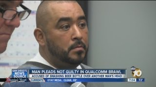 Ramon Heredia pleads not guilty in brawl after Chargers game at Qualcomm Stadium