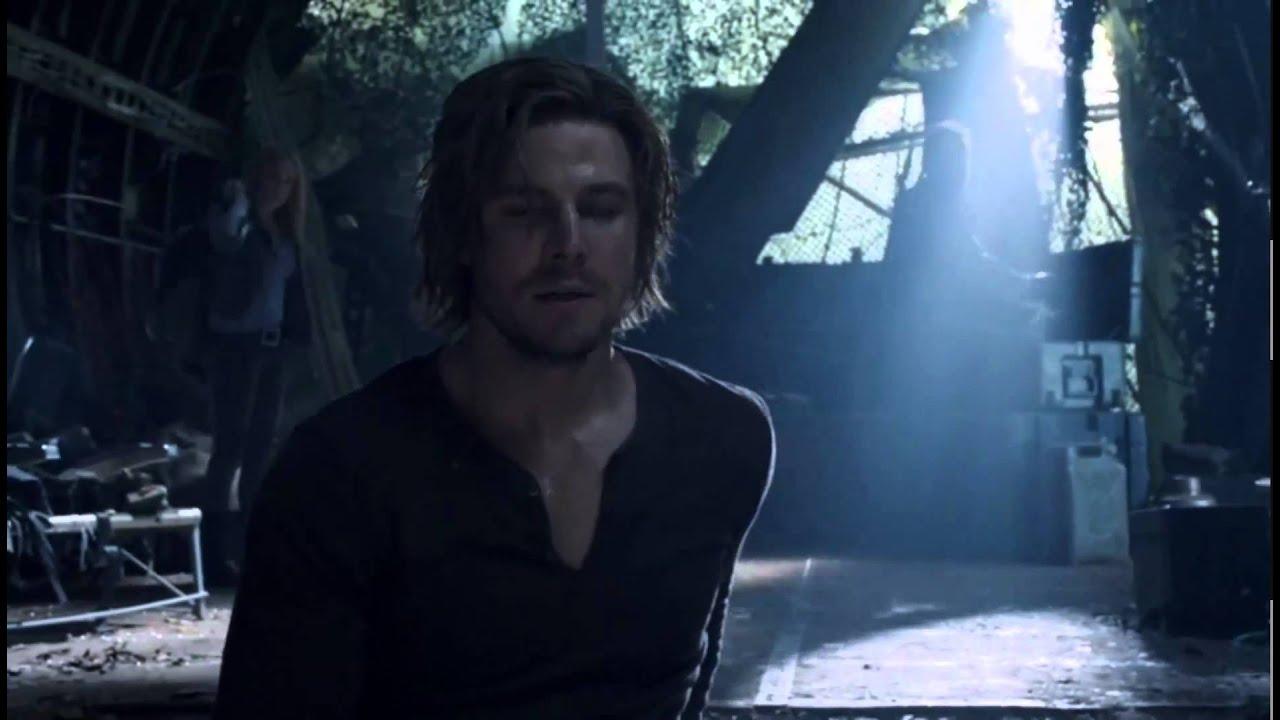 Oliver Queen Arrow Island Arrow - 2x15 Clip  Oliver