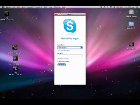 Skype for MacBook - Download, Install & Settings