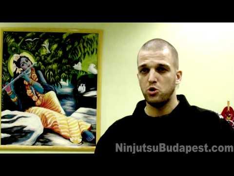 Ninjutsu edzés Budapesten, Bujinkan, NinjutsuBudapest.com Image 1