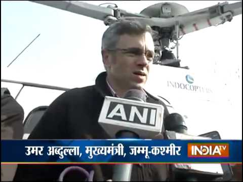 J&K: CM Omar Abdullah refutes PM Modi's allegations of corruption