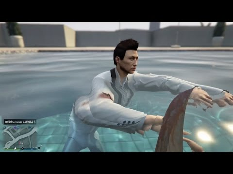 GTA V ONLINE PS4: MISION IMPOSIBLE