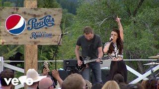 Cher Lloyd - Just Be Mine #PepsiSummerSolstice