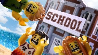 Back to School LEGO Animation Movies Livestream 🔴 LEGO LIVE 24/7 English