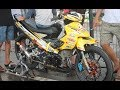 Motor Road Race Yamaha 125Z Underbone Karya Young Motor milik Tim Botuna
