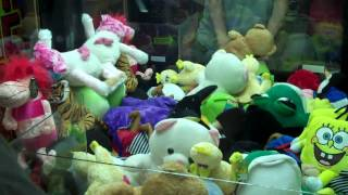 Classic Game Room - SMART PRIZE TIME claw game review