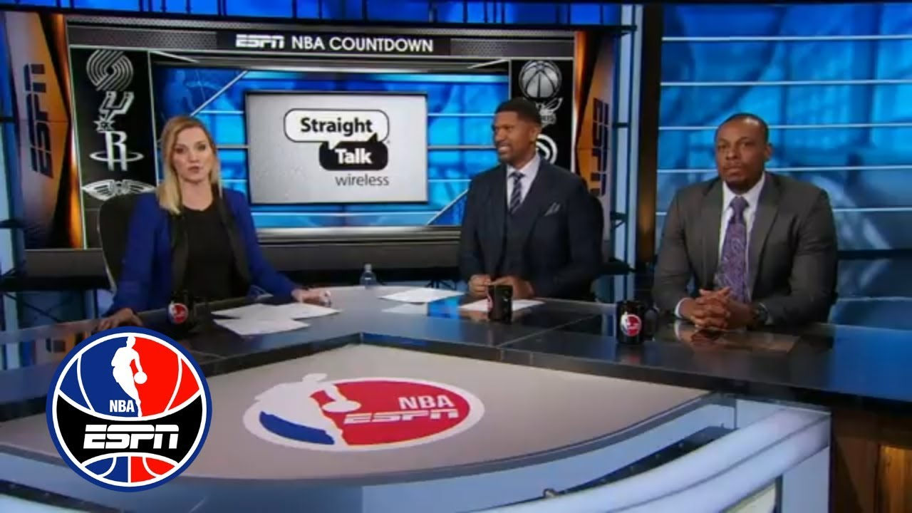 Jalen Rose has faith in a Toronto Raptors playoff run | NBA Countdown | ESPN